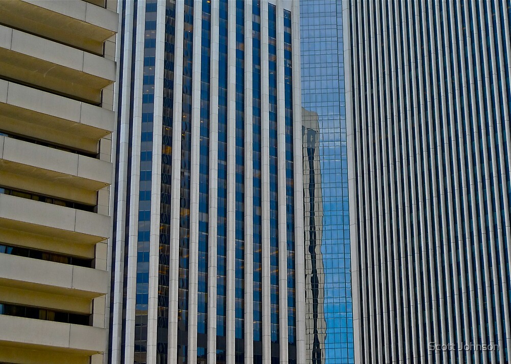 Architecture San Francisco by Scott Johnson