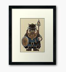 Glumli the Dwarf Framed Print