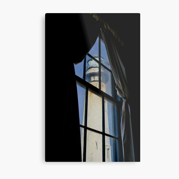 Pigeon Point Light Station Metal Print