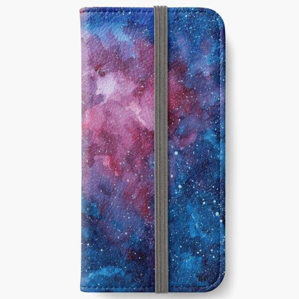 Galaxy iPhone Wallet