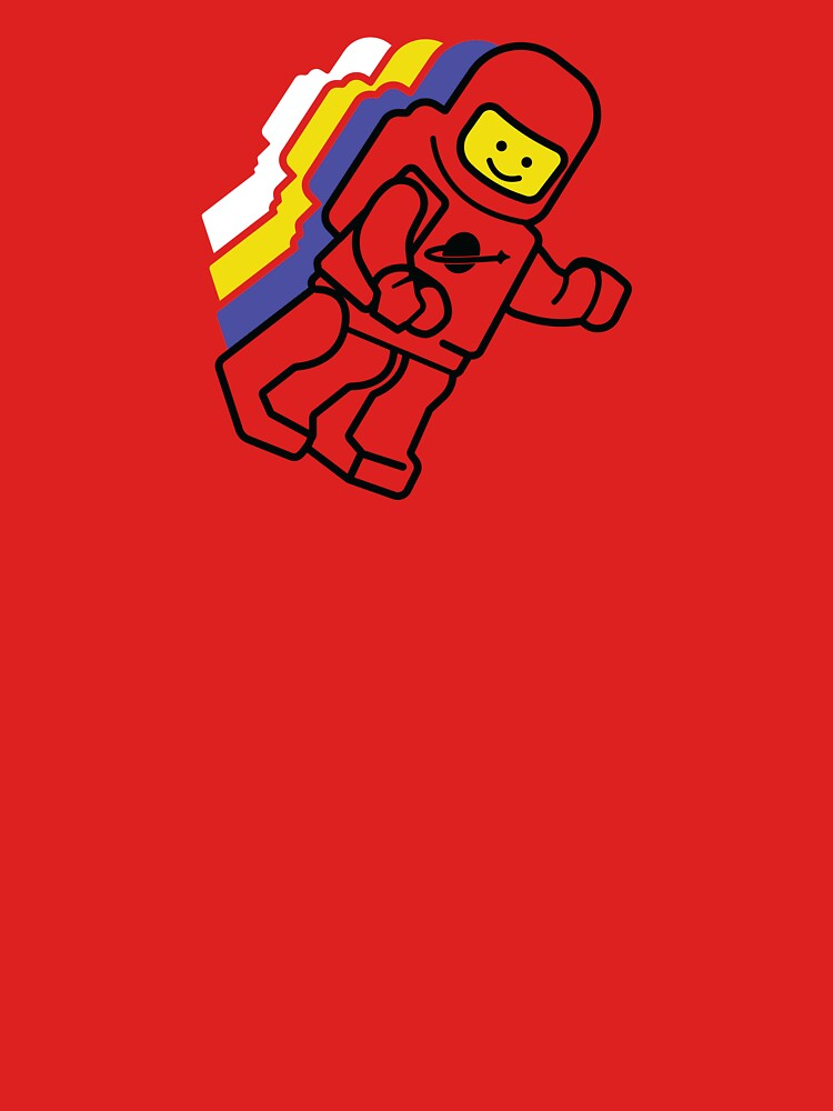 Spaceman - Red by hoboballan