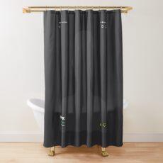 NPNC - Grindr Shower Curtain