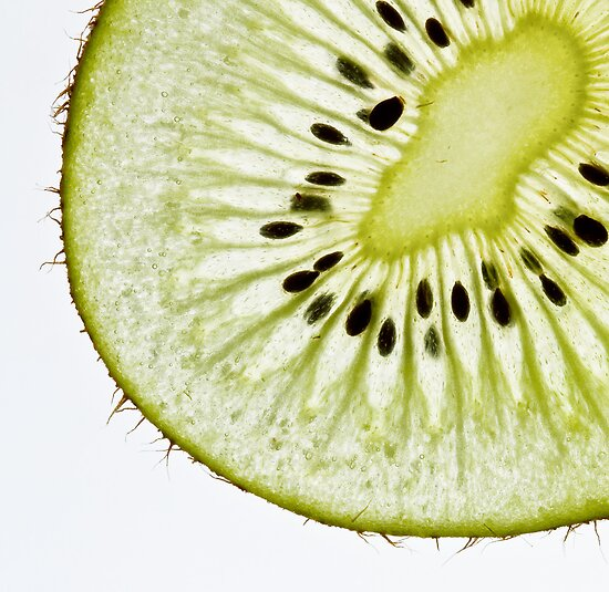 Kiwi Fruit by Chrissie Taylor