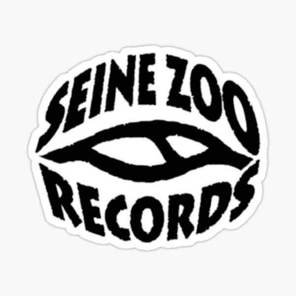 Seine Zoo Records Nekfeu Sticker