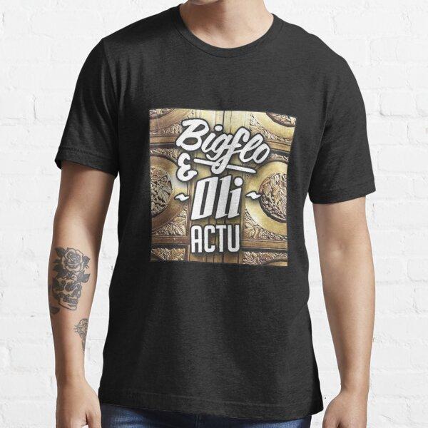 bigflo & oli actu merch T-shirt essentiel