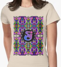 String Cheese Incident - Trippy Pattern Women's Fitted T-Shirt