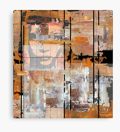 """Receding Mirage"" Canvas Print"