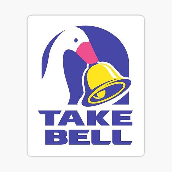 TAKE BELL Sticker
