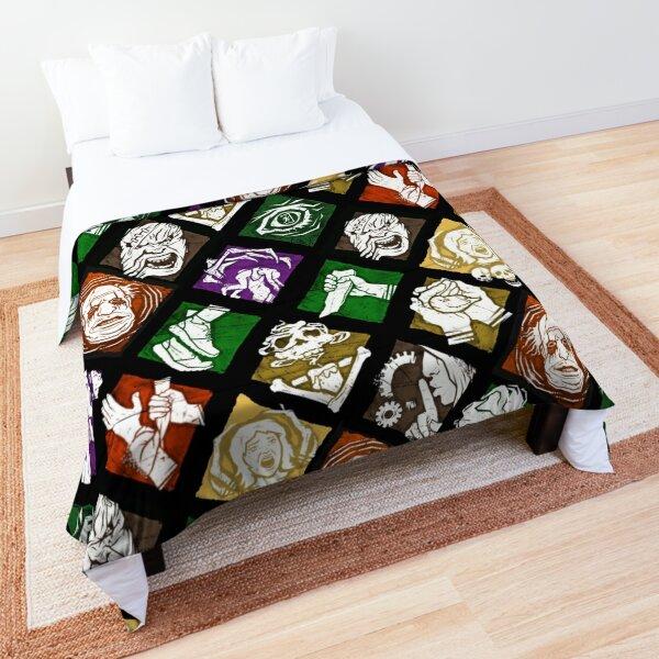 Dead by Daylight Perks Comforter