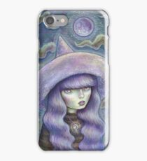 Witch Moon iPhone Case/Skin