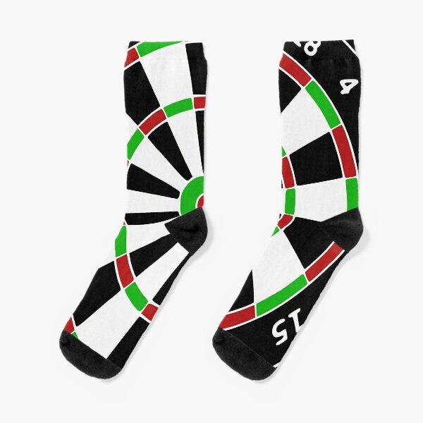 Darts Darts Dartboard bull Socks