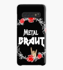 Metal Bride for the Hen Party Heavy Metal Girl - Faith and Truth Case/Skin for Samsung Galaxy