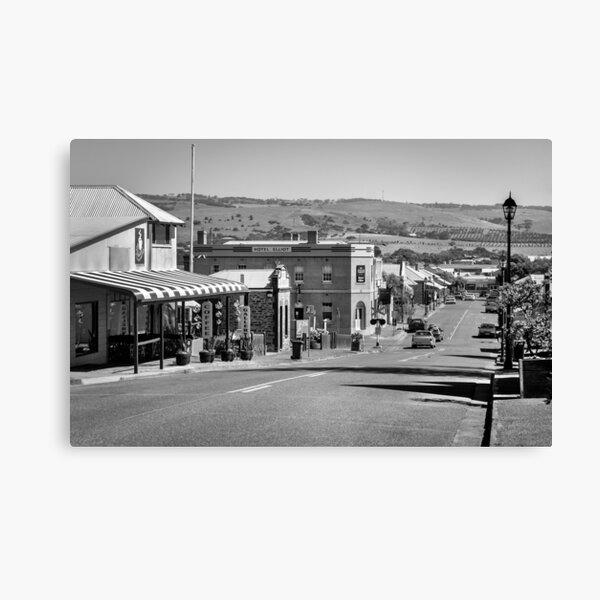 Port Elliot Main Street Photographic Print Canvas Print