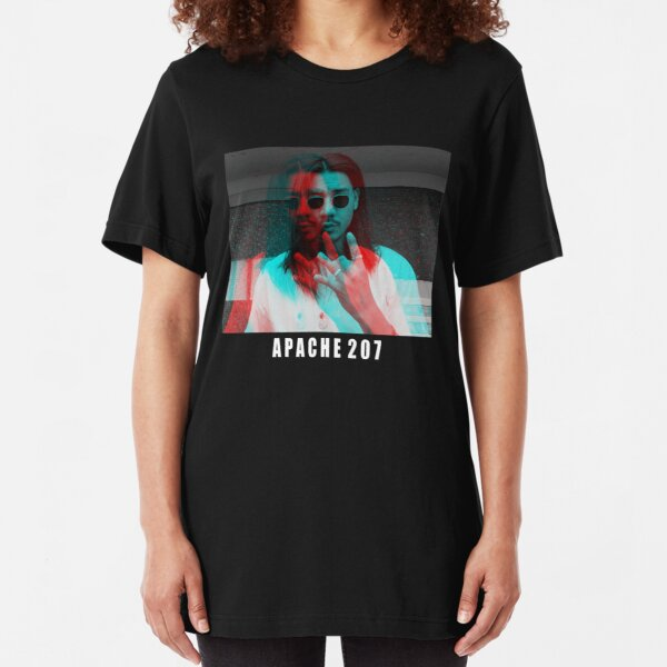 apache207 shirt Slim Fit T-Shirt