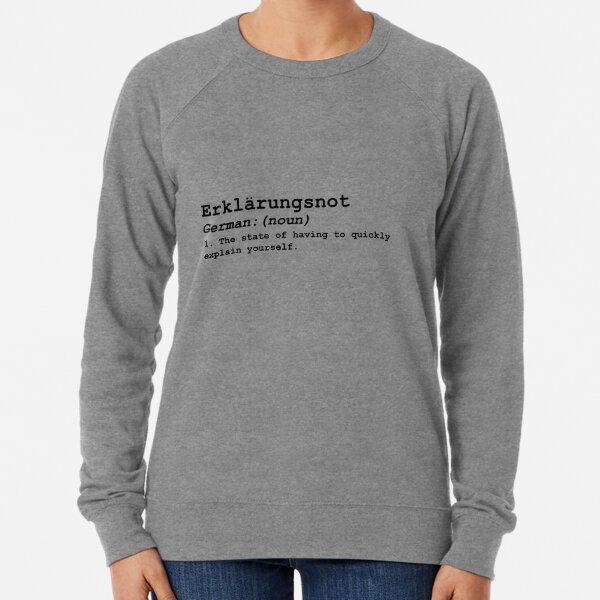 Erklärungsnot  Lightweight Sweatshirt