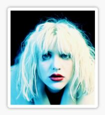 Courtney Love 90's Sticker