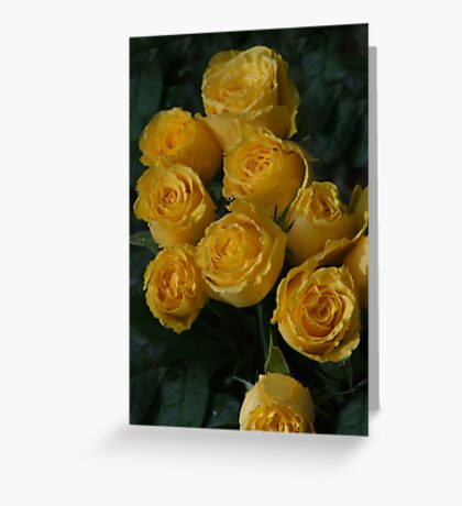 Some Roses for You! Greeting Card