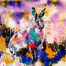 Easter Hare  by rosalin