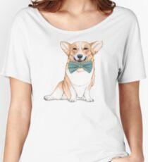 Corgi Dog Women's Relaxed Fit T-Shirt