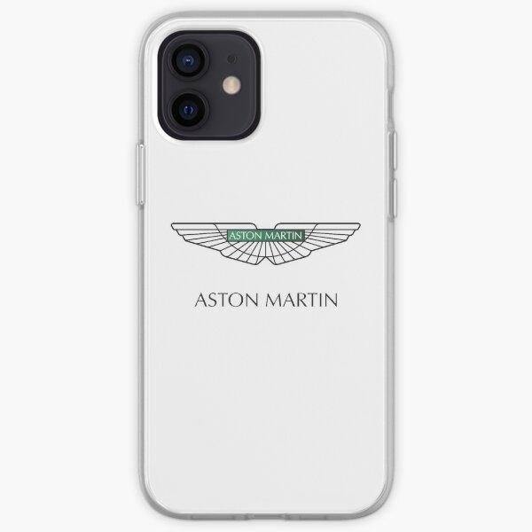 MEILLEUR Aston Martin merch Coque souple iPhone