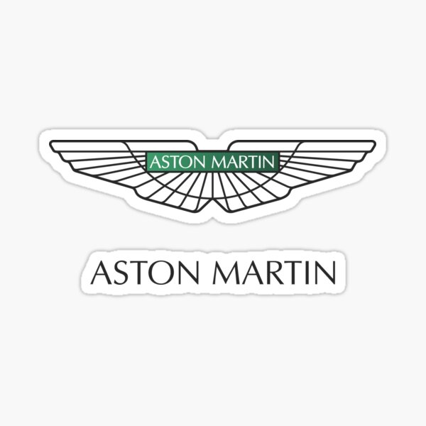Aston Martin Stickers