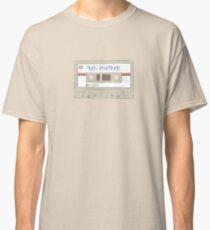 90's Mixtape Illustration Classic T-Shirt