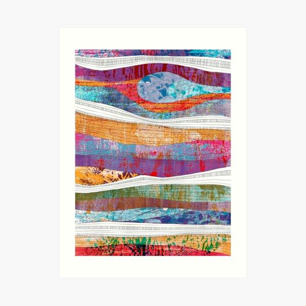 sotterraneo Art Print