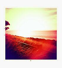 Fire Sky Photographic Print