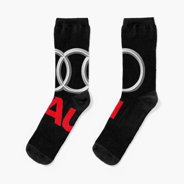 4 audi rings merch Socks