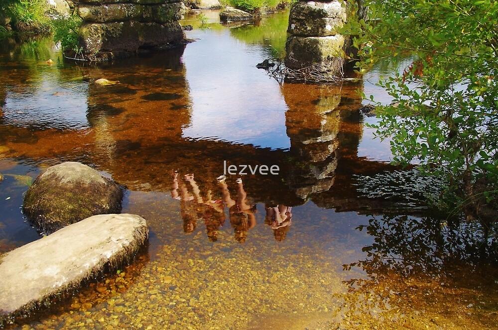 Postbridge Reflections by lezvee