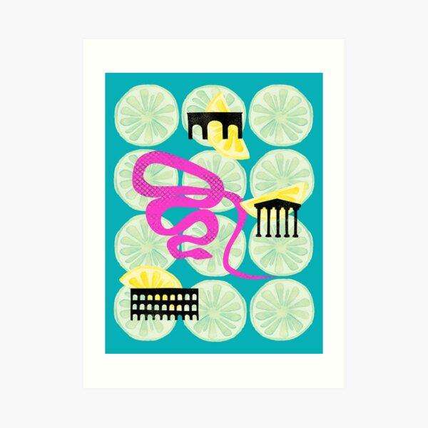 limonata Art Print