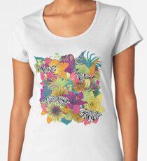 wondergarden Premium Scoop T-Shirt