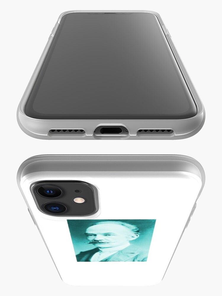 Alternate view of Thomas Hardy, English novelist and poet. iPhone Case & Cover