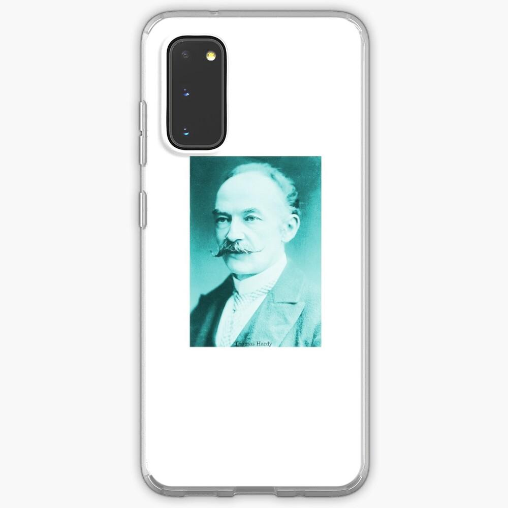 Thomas Hardy, English novelist and poet. Case & Skin for Samsung Galaxy