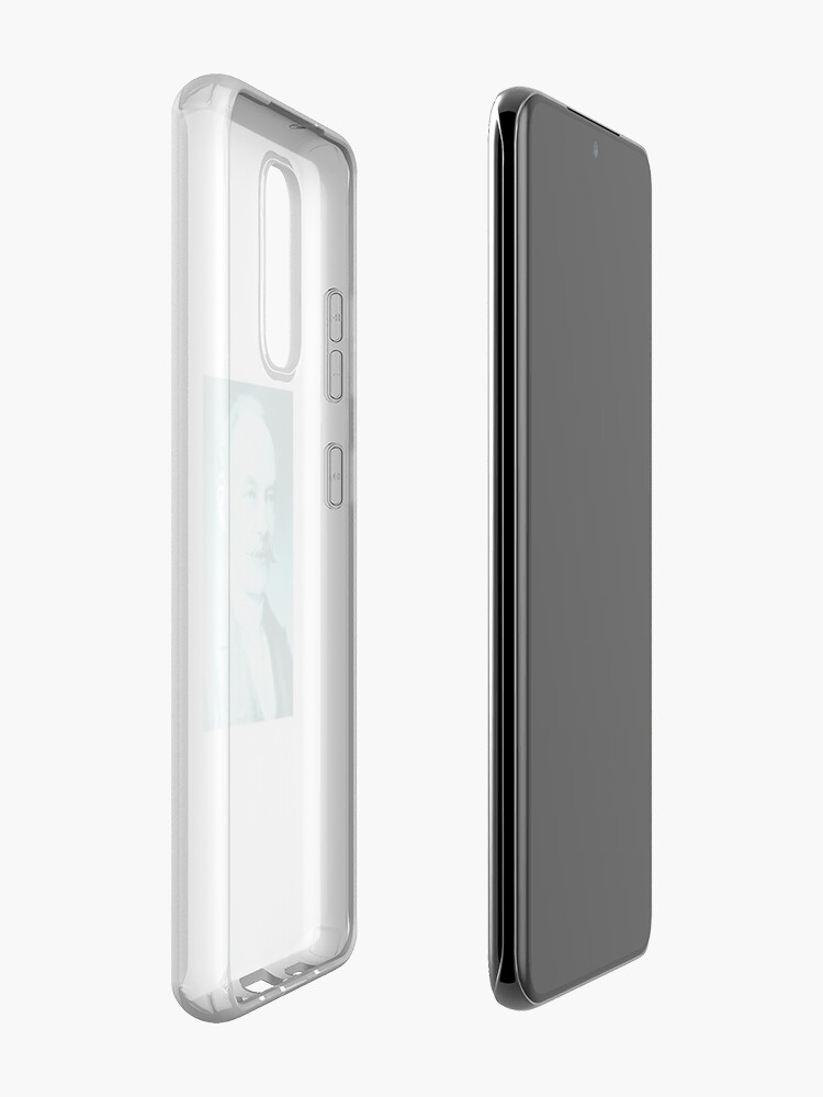 Alternate view of Thomas Hardy, English novelist and poet. Case & Skin for Samsung Galaxy