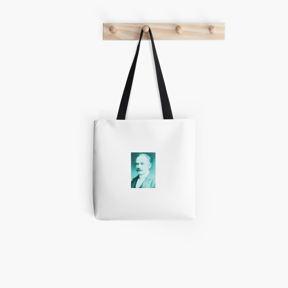 Thomas Hardy, English novelist and poet. Tote Bag