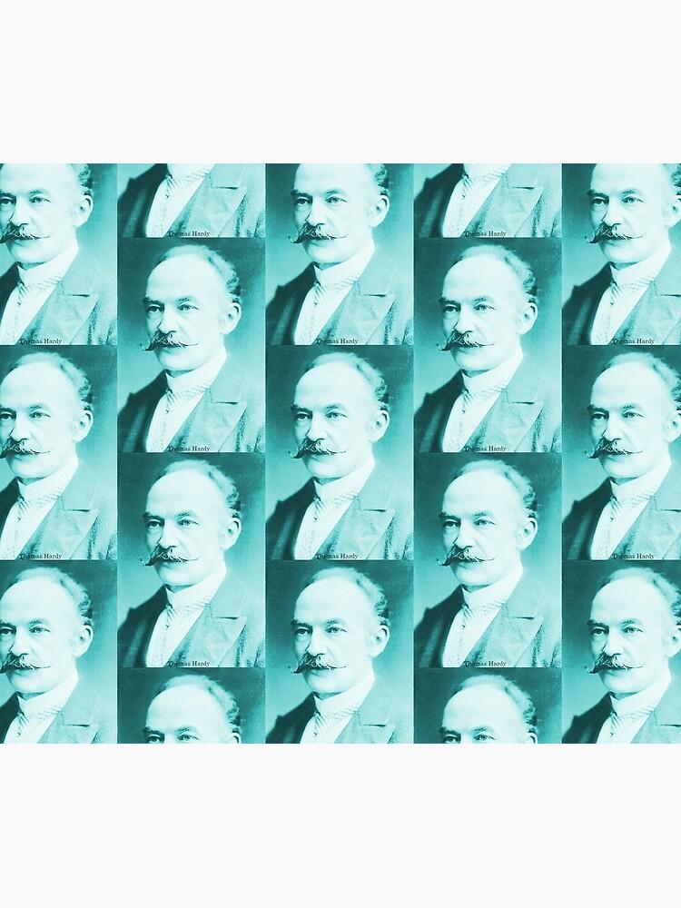 Thomas Hardy, English novelist and poet. by dplrjl