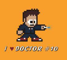 I ? Doctor #10 T-Shirt