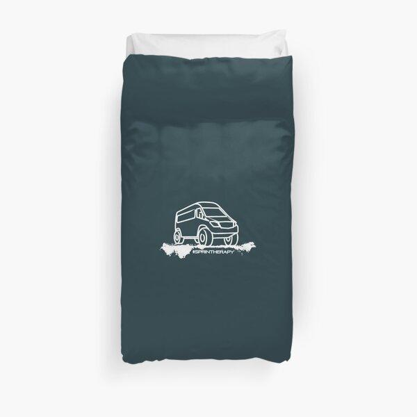 Sprintervan in the Mud Bettbezug