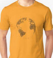 earth night Unisex T-Shirt