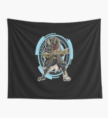 FL4K The Beastmaster Borderlands 3 Rakk Attack! Tapestry