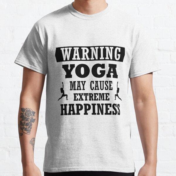 Funny Yoga Sayings T Shirts Redbubble