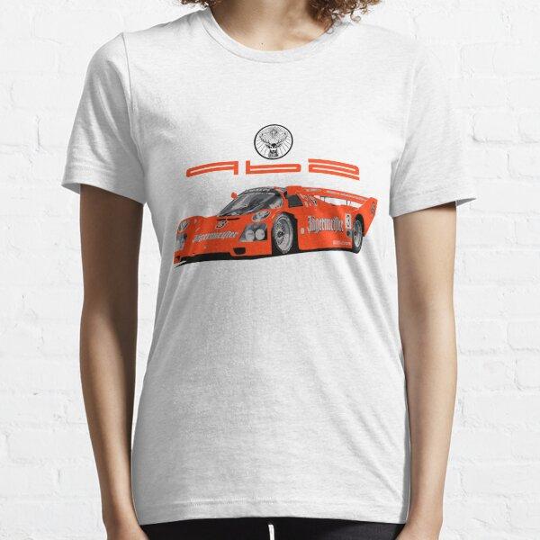 1986 IMSA GTP Group C 962 Race Car Essential T-Shirt