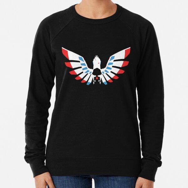 Agent Tammy And Phoenix Person   Lightweight Sweatshirt