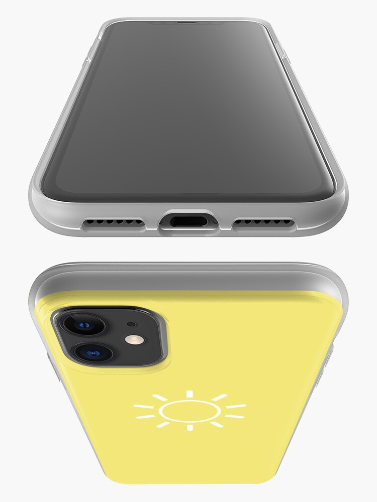 Alternate view of Sun iPhone Case & Cover