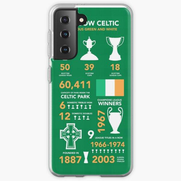 Glasgow Celtic Samsung Galaxy Soft Case