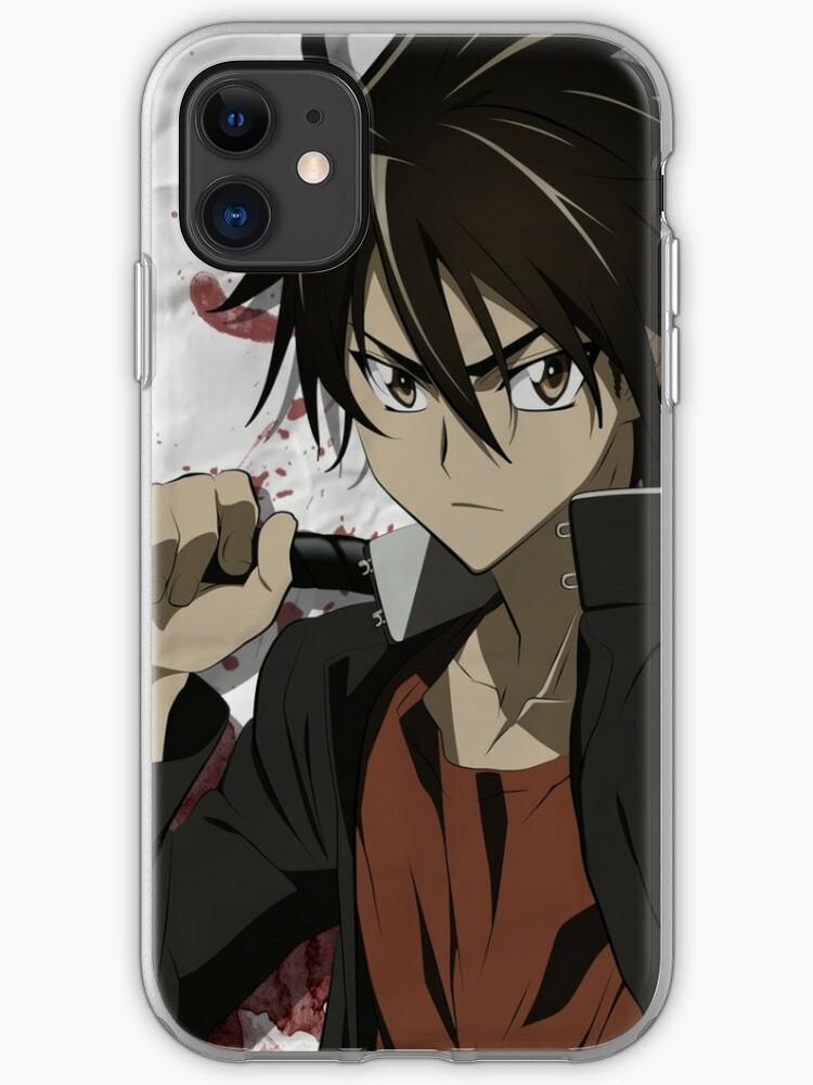 coque iphone 8 saeko busujima