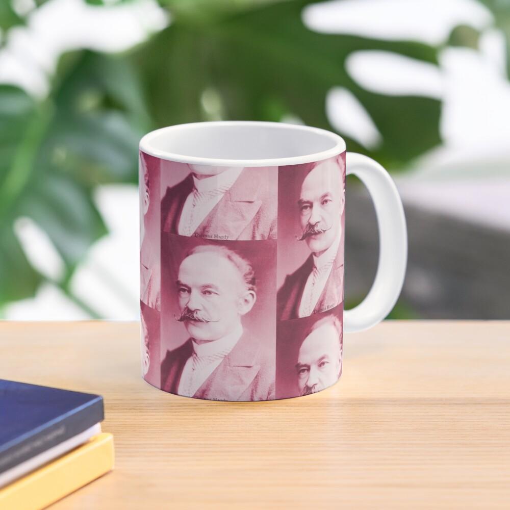 Thomas Hardy OM,  English novelist and poet. Mug