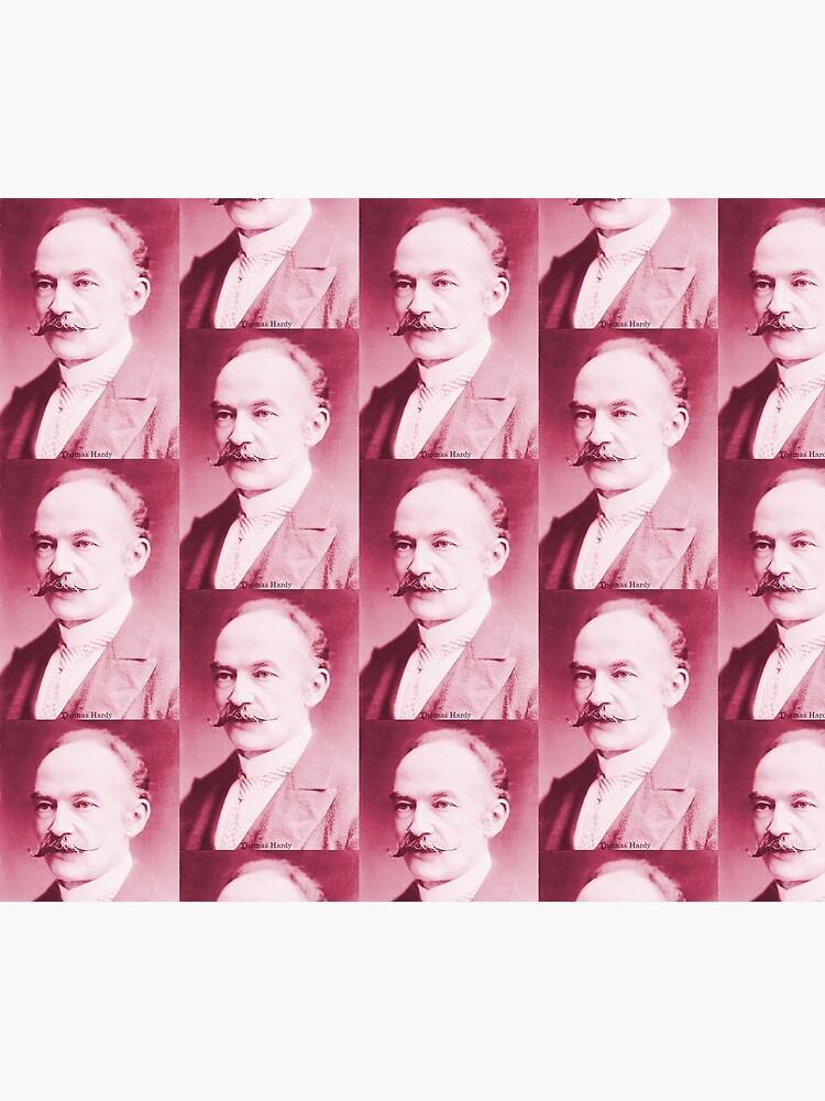 Thomas Hardy OM,  English novelist and poet. by dplrjl