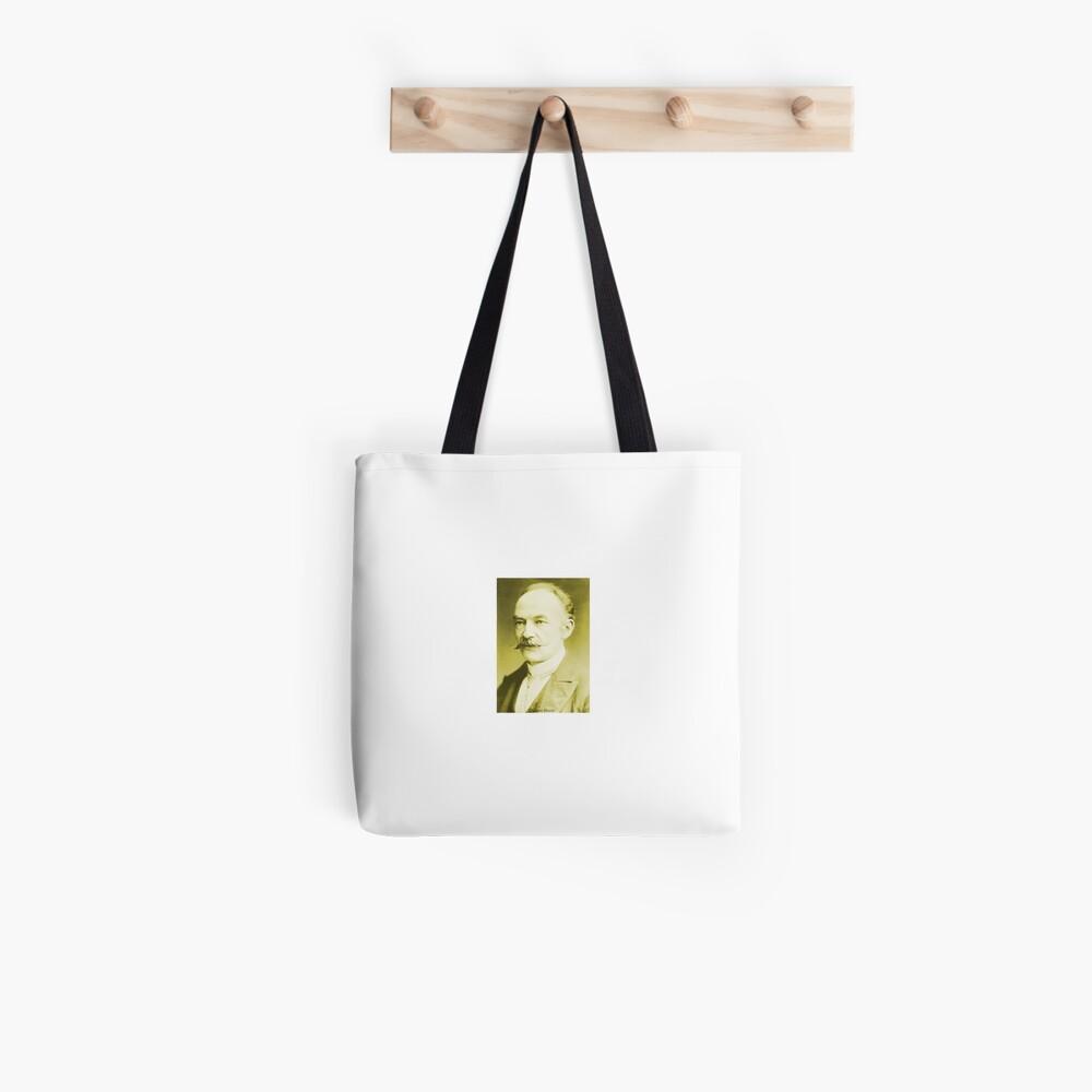 Thomas Hardy OM, English novelist and poet. Tote Bag